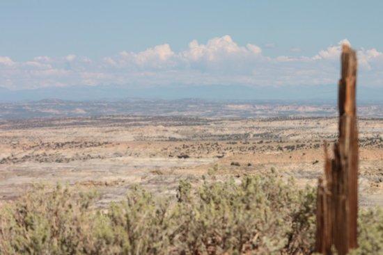 Angel Peak Recreation Area: Picture of Views