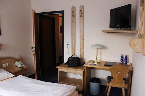 Hotel am Tiergarten Room
