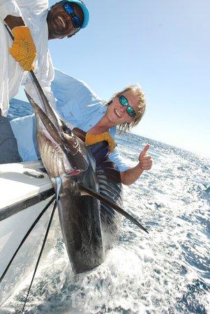 Hotel Las Tortugas : fishing