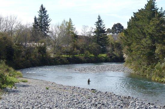 Tongariro River - fly fishing