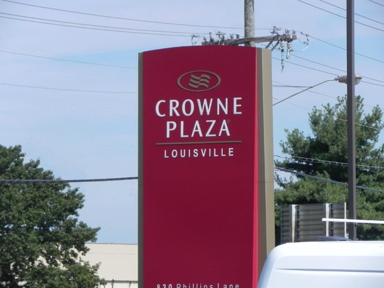 Crowne Plaza Hotel Louisville-Airport KY Expo Center: Crowne Plaza