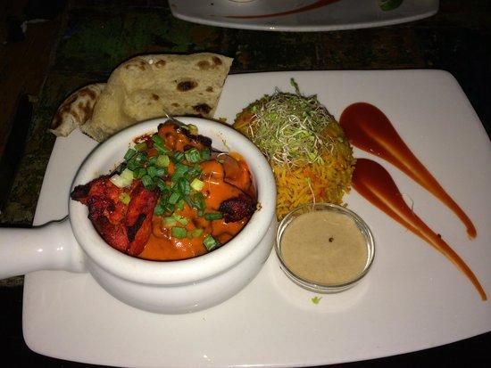 Ginger - Carib Asian Cuisine- : Kip tandoori uit speciale over!! Heerlijk