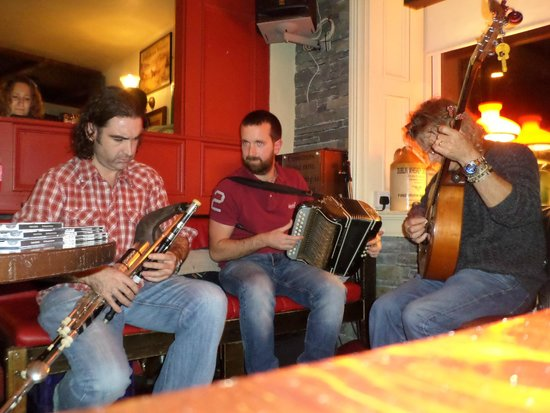 Fitzpatrick's Bar : Blackie O'connell