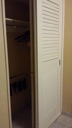 The Hotel Fresno: Closet