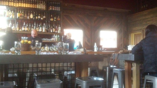 High West Distillery & Saloon : Bar