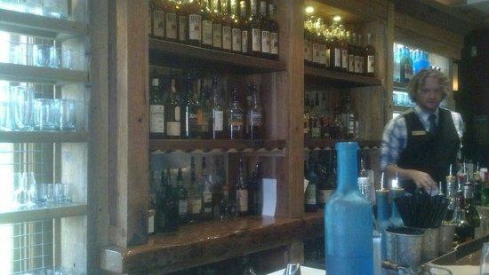 High West Distillery & Saloon : Tasting Area