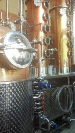 High West Distillery & Saloon : Still