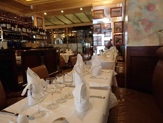 Brasserie du Grand Café de l'Opéra: 店内