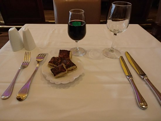 Brasserie du Grand Café de l'Opéra: セッティング