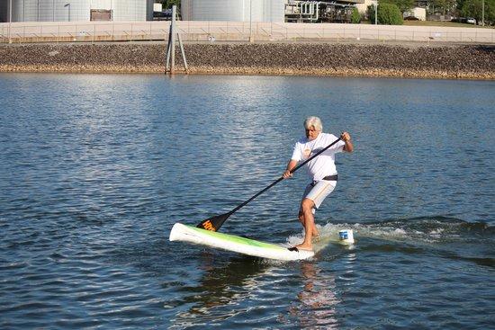 billy lush paddle sports