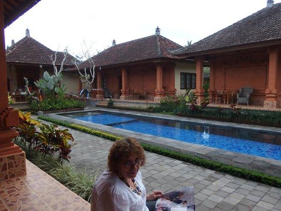 Bon Nyuh Bungalows: Great pool