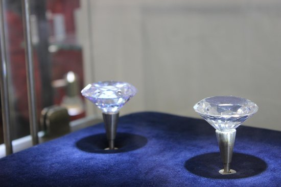 Coster Diamonds: Diamantes de diferentes cortes