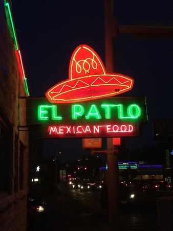 El Patio Austin University Of Texas Menu Prices