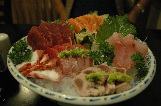 Hideki Sushi 13 de Maio