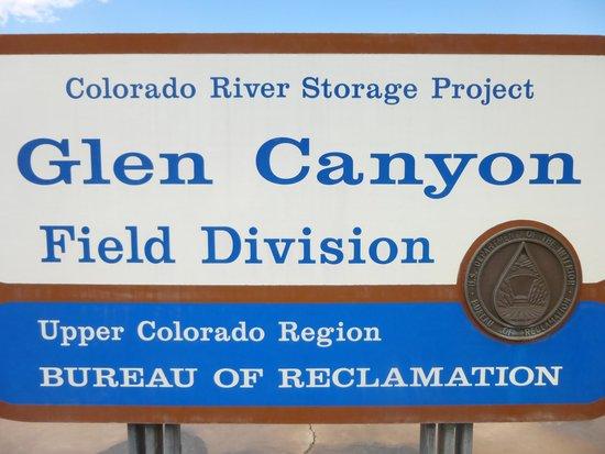 Glen Canyon National Recreation Area: グレンキャニオン