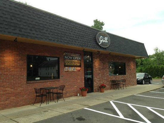 Somers Grill Tap Room Convenietly Located On Main Street In Ct