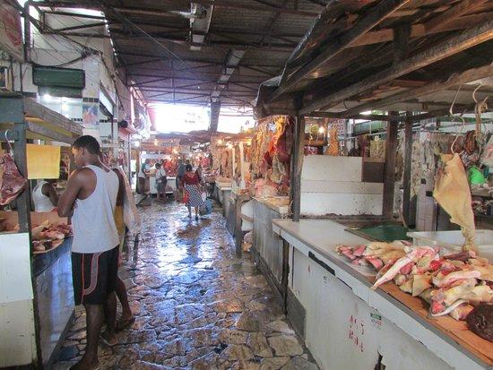 Sao Joaquim market : carni