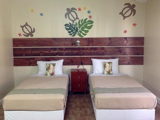 Garden Villa Hotel: Decor rooms available