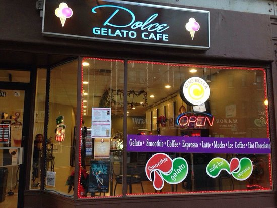 Dolce Gelato Cafe Chicago Il