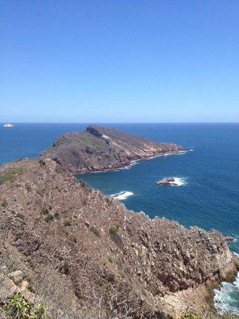 Deer Island (Isla de Venados): La vista hacia el pacifico