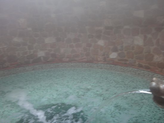 Salt Water Grotto Picture Of Adler Spa Resort Thermae Bagno