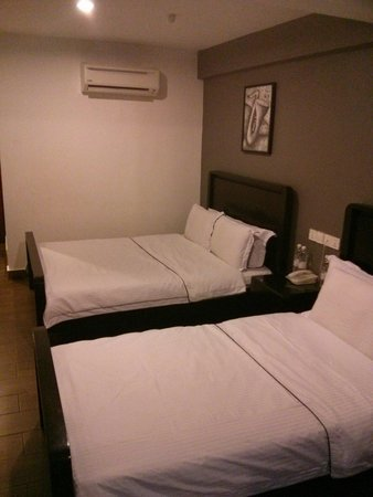 Crossroads Hotel : Superior Room, big enough