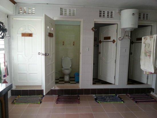 Dorm room showers-5276