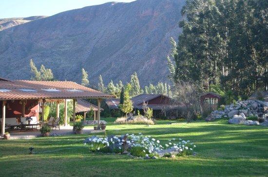 Villa Urubamba Sacred Valley: green areas