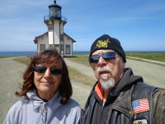 The Wilkie's Inn - Clarion Collection : On a light house tour of CA.