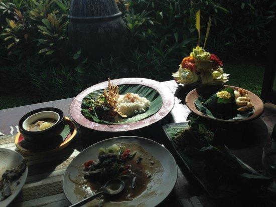 Hotel Tugu Bali : Tugu Restaurant - Great food