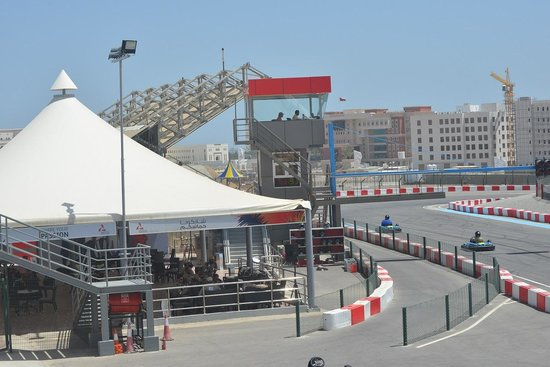 Oman Automobile Association Karting Track