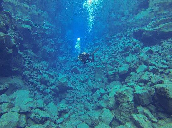 Magmadive: Diving