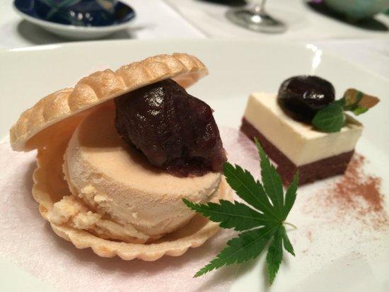 Shoheiso: デザート