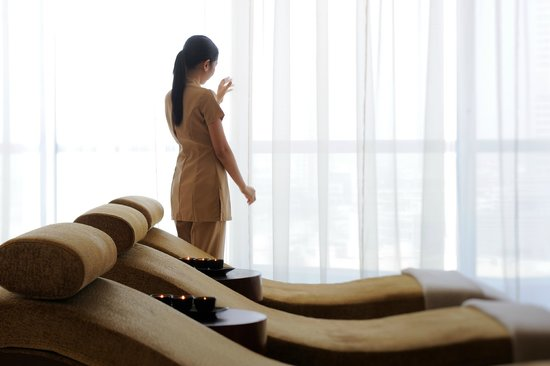 The Address Downtown Dubai: The Spa