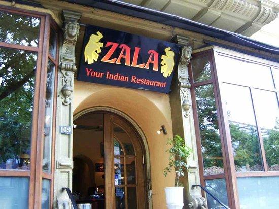 Zala Restaurant Rothenbaum: Zala, Hamburg