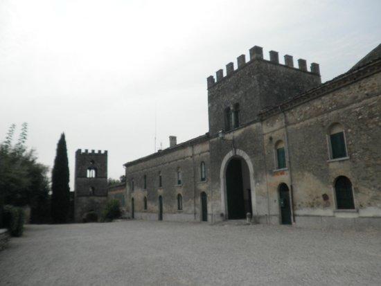 Castellaro Lagusello, إيطاليا: Il borgo