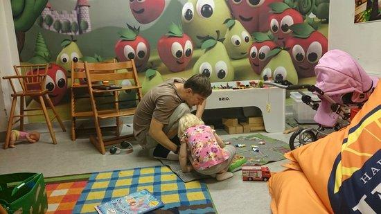 Hotel Katajanokka: Детская игровая