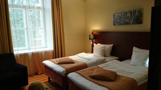Hotel Katajanokka: Номер