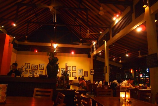Kafe Batan Waru: お店の雰囲気。