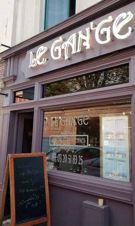 Façade Picture Of Le Gange Lille Tripadvisor