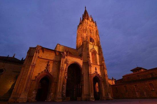 Catedral de San Salvador de Oviedo: Catedral de San Salvador