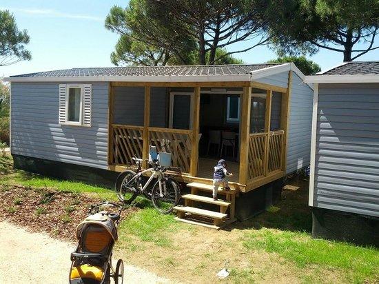 Camping Waikiki: Casa mobile