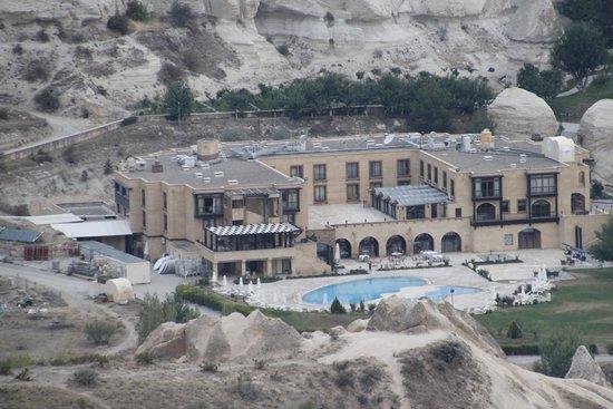 Tourist Hotel & Resort Cappadocia: From Hot Air Balloon
