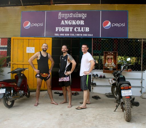 Angkor Fight Club