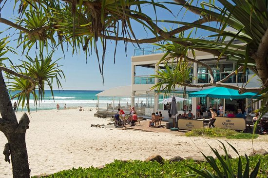 2nd Avenue Apartments Beachside Restaurants