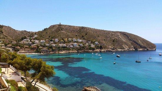 Scuba Moraira : Great place to swim