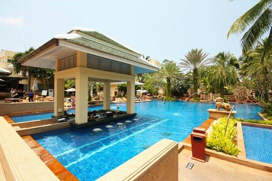 Holiday Inn Resort Et Swim Up Bar And Pool