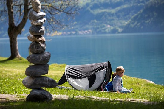 Camping au Lac