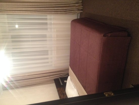 Park Hotel : спальня