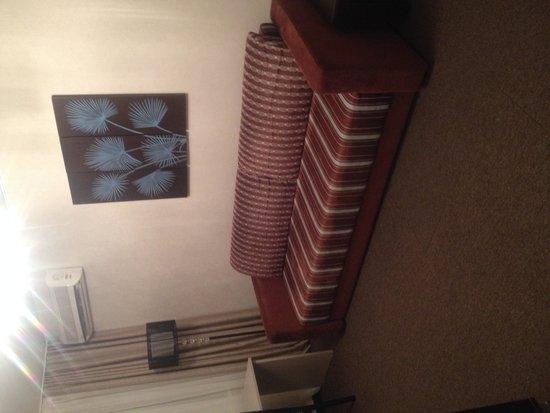Park Hotel : гостиная комната